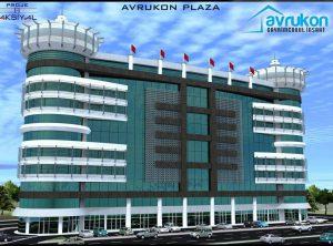 Avrukon Plaza
