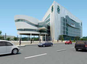Meram Belediyesi Hizmet Binası
